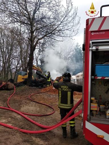 legnaia vigili fuoco
