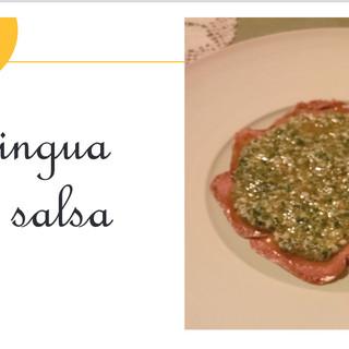"""A tavola con gusto grazie alle """"vecchie ricette"""" della nonna. Oggi Lingua in salsa e..."""