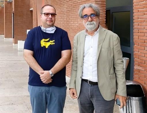 """Luca Stecchi """"fa colpo"""" sulla giuria dell'Accademia Spettacolo Italiano"""