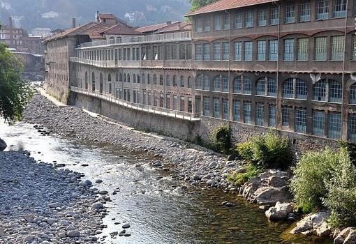 Gli spazi dove saranno ospitate altre aule del Sella