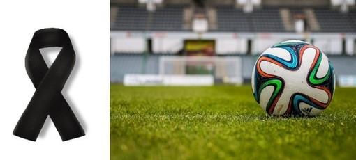 ravetto lutto calcio