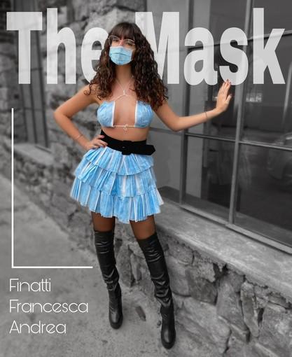 Al Liceo G&Q Sella le mascherine si trasformano in capi d'abbigliamento