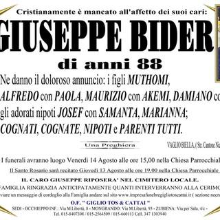 Giuseppe Bider