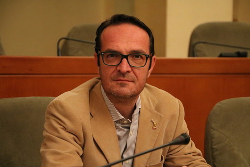 Il consigliere comunale Michele Mosca - Lega Salvini