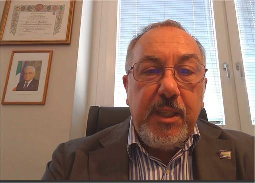 """Tour nelle scuole biellesi, Marcianò (IIS Q. Sella): """"Ripartire con cautela ma anche ottimismo"""" VIDEO"""