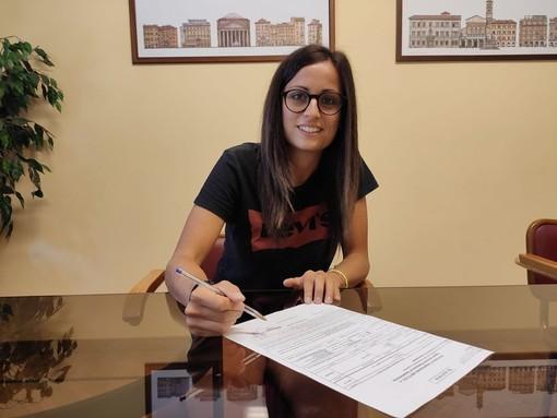 Maria Speranza Levis attaccante Torino Women