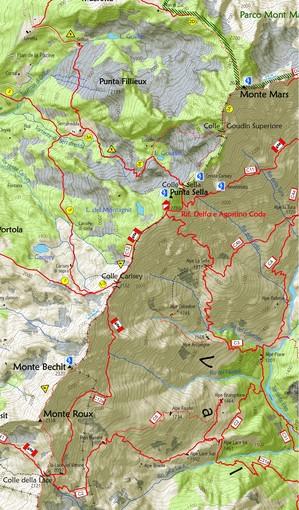 I sentieri Biellesi nella nuova edizione della mappa provinciale