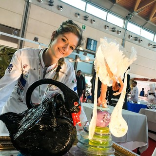 International Chocolate awards, è argento per la pralina Santus di Stefania Massera