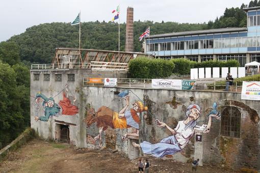 miagliano murales