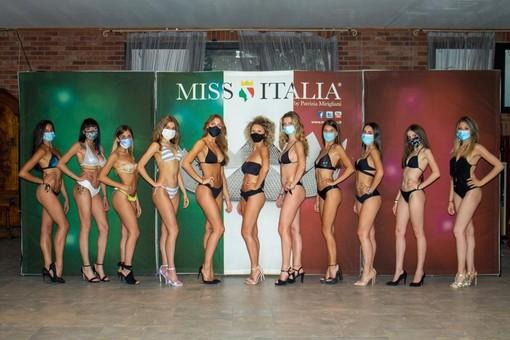 Miss Italia riparte da Vinovo: primo casting post Covid FOTO