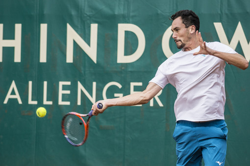 Thindown Challenger - Paolo Lorenzi e Gianluca Mager volano in semifinale