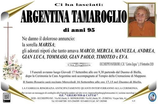 Argentina Tamaroglio