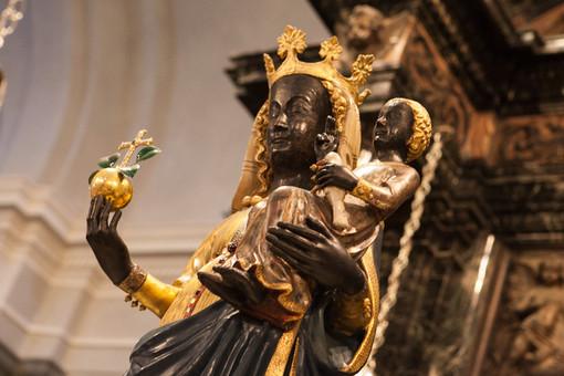 La Madonna di Oropa Pellegrina arriva a Muzzano e Graglia