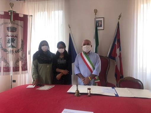 A Mongrando tre nuove cittadinanze italiane