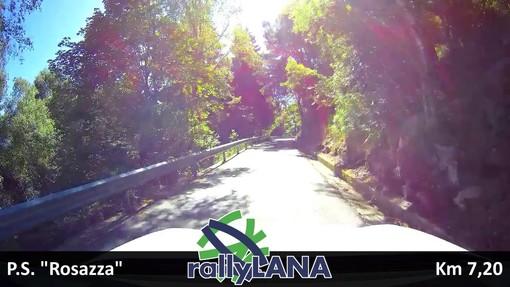 A Rosazza la prova speciale del 32° Rally della Lana, ecco il percorso VIDEO