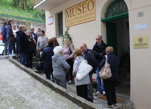 Pettinengo: Banca del Tempo di Candelo in visita al Museo delle Migrazioni