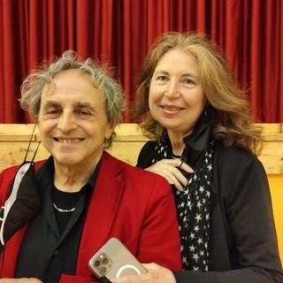 Ugo Nespolo in Valdilana - Foto Coltro