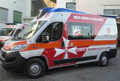 ordine malta ambulanza