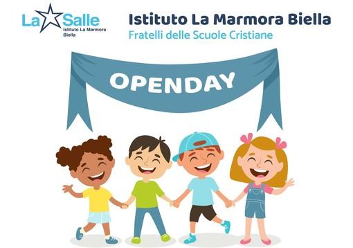 Open Day all'Istituto La Marmora di Biella