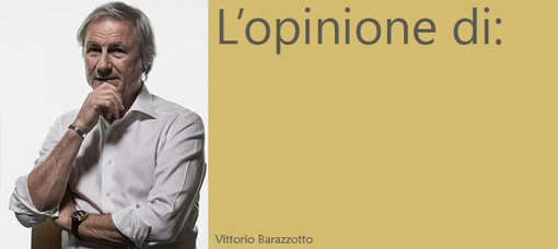 L'opinione di Vittorio Barazzotto - La sostenibile leggerezza della moda