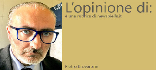 """L'opinione di Pietro Brovarone: """"Difendiamo la Costituzione dei padri"""""""