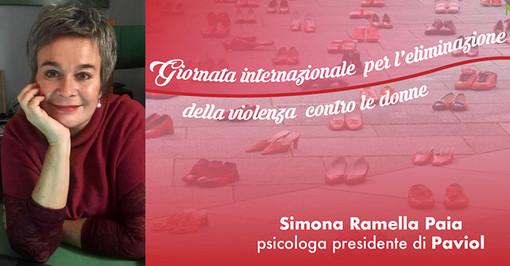 """Speciale 25 novembre - Paviol si racconta, Ramella Paia: """"Nostri progetti rivolti a vittime e autori di violenza"""""""