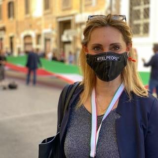 La deputata biellese Cristina Patelli