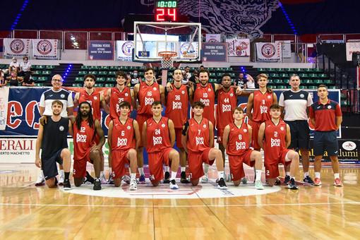 Basket, Supercoppa LNP: il prepartita di Urania Milano-Bonprix Biella