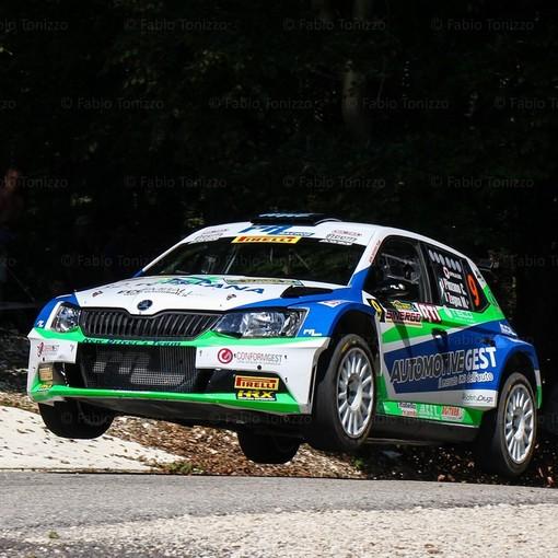 Rally Alba: il biellese Corrado Pinzano pronto a mettercela tutta