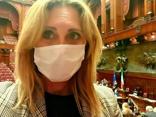 La parlamentare Cristina Patelli - Lega