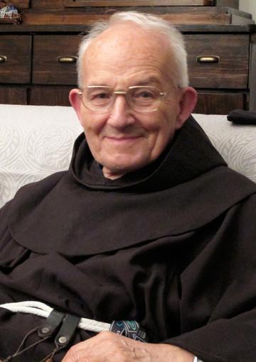 Lutto per Padre Epifanio Anglesio, per 5 anni guardiano di San Sebastiano