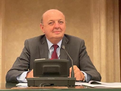 Il Viceministro allo sviluppo economico Gilberto Pichetto
