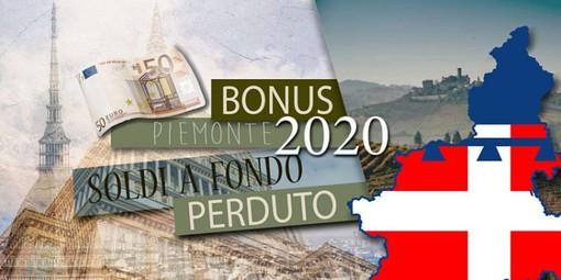 Bonus Piemonte, già erogati 43 milioni
