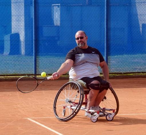 Assoluti tennis in carrozzina, facili vittorie per le teste di serie