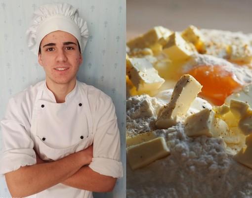 Le ricette dei ragazzi del Gae Aulenti: Il Pasticciotto Leccese di Edoardo Fusco