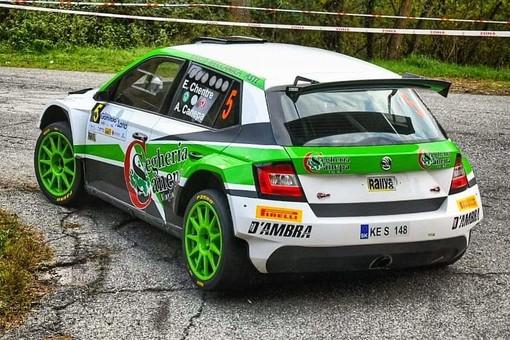Motori: Weekend da incorniciare per la Rally & co. Valdilana FOTO