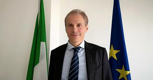 Il presidente della Camera di Commercio di Biella e Vercelli, Novara, Verbano Cusio Ossola Fabio Ravanelli