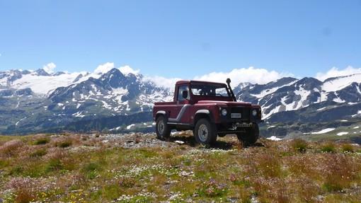 Land Rover Experience Italia, raduno a La Thuile per 140 appassionati
