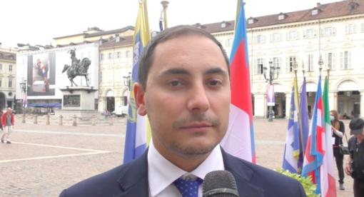 L'assessore regionale allo sport Fabrizio Ricca è il presidente