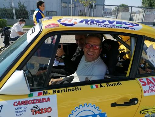 Scuderia Rally & Co in evidenza alla Città di Torino: secondi i ponzonesi Bertinotti-Rondi FOTO