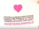 """""""Life is Pink"""" un cuore rosa per la prevenzione dei tumori femminili"""