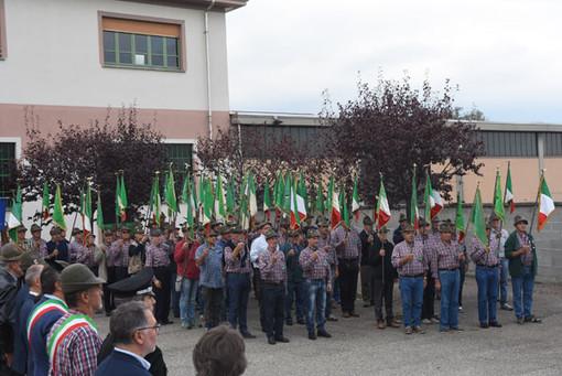 Gli Alpini celebrano San Maurizio nel rispetto delle norme anticovid