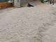 sabbia terra camion