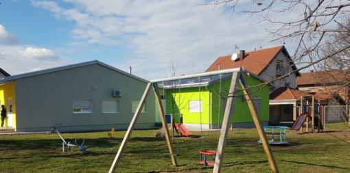 La Comunità Biellese Aiuti Umanitari e la scuola materna costruita in Bosnia