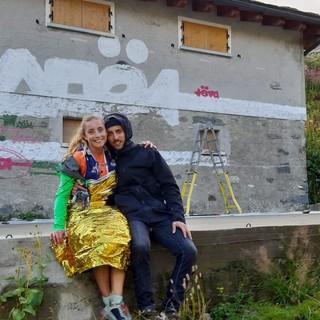 #Under1000, dopo la Via Spluga l'arrivo di Sara Lavino Zona. La biellese porta a termine l'impresa FOTO