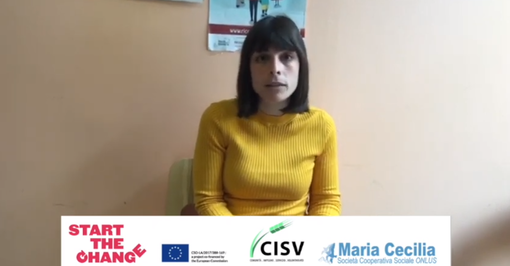 Start The Change, le interviste alle operatrici del dormitorio di Biella VIDEO