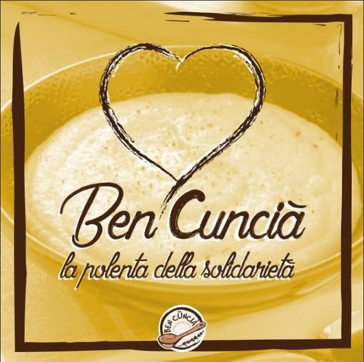 Ben Cuncià, quest'anno la polenta è sinonimo di solidarietà