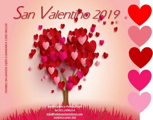San Valentino al Santo Stefano SPA Relais… Coccole di Gusto