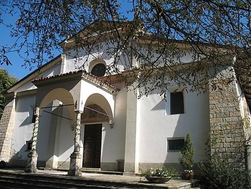 Il Santuario  Nostra Signora di Banchette - Foto di repertorio