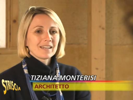 """Edilizia e sostenibilità: Le """"case di riso"""" dell'architetto biellese Tiziana Monterisi a Striscia La Notizia"""
